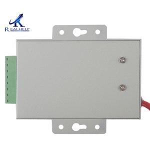 Image 4 - דלת חשמלית מנעול אספקת חשמל AC 110 240V פופולרי בקרת גישה מערכת