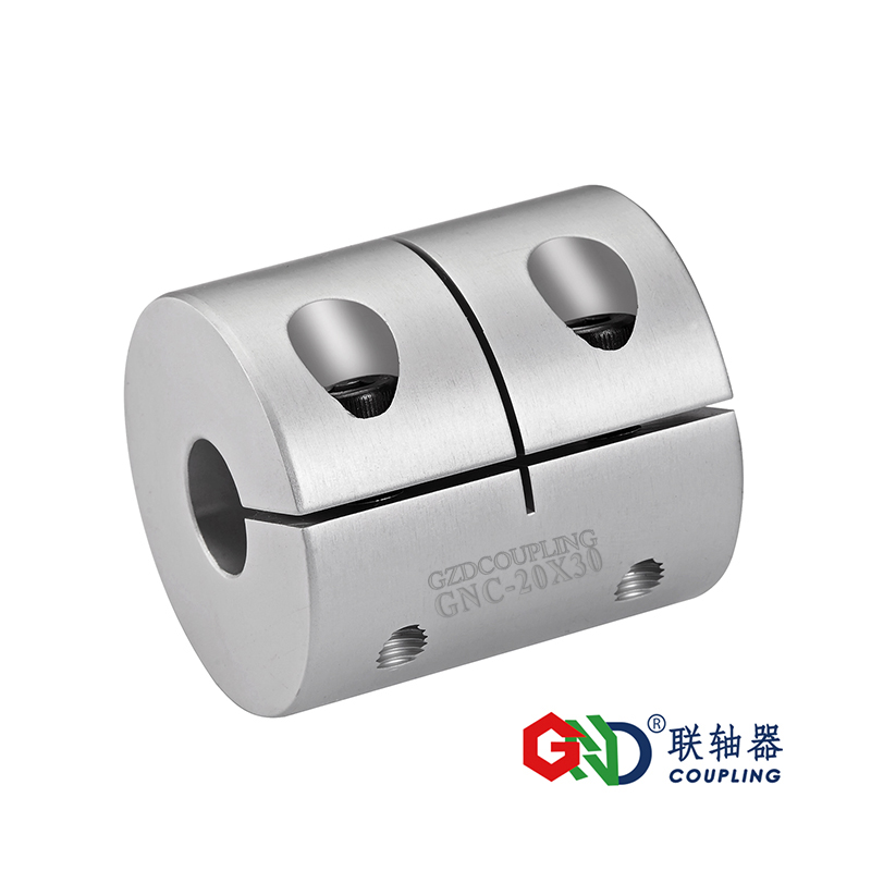 US $7 6 |GNC Aluminum Rigid Clamp Series Integrated structure shaft  coupling D16 L24 D1 D2: 3/4/5/6/6 35/7/8mm-in Shaft Couplings from Home