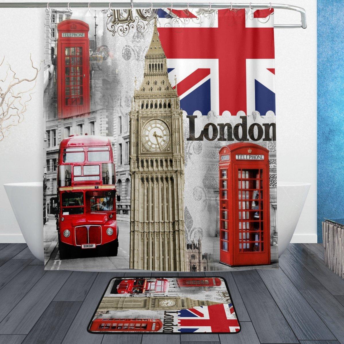 Aliexpress.com : Buy London England City Landmark Retro ...