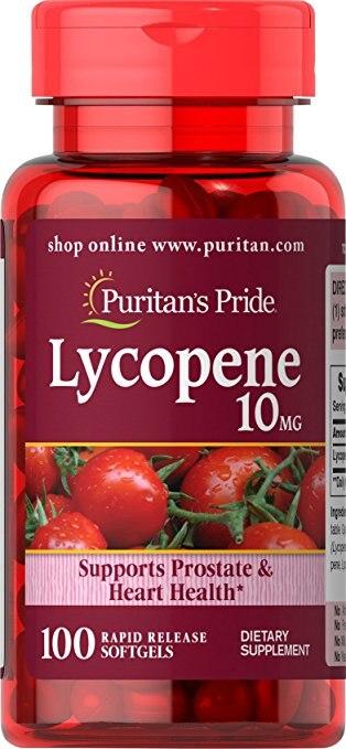 Lycopene 10 Mg-100 Pcs Free Shipping vitex fruit 400 mg 100 pcs free shipping