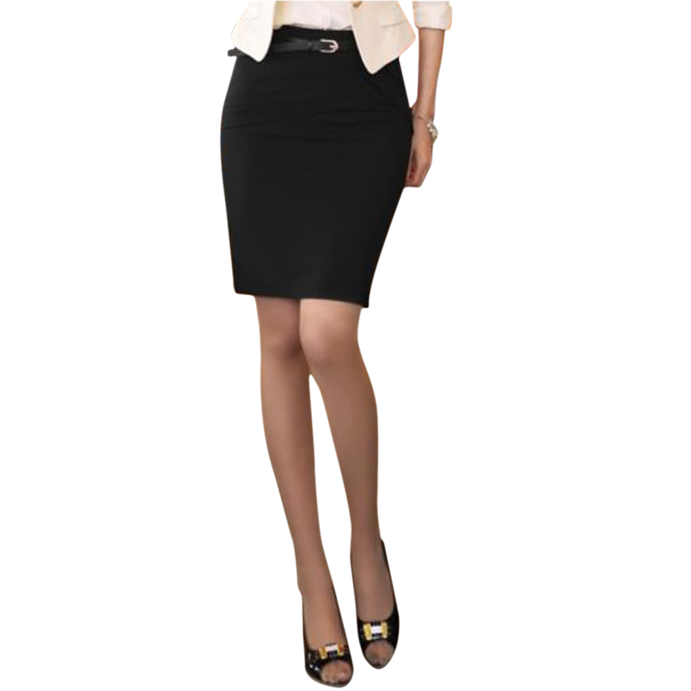 Black Mini Skirt Stretch Promotion-Shop for Promotional Black Mini ...
