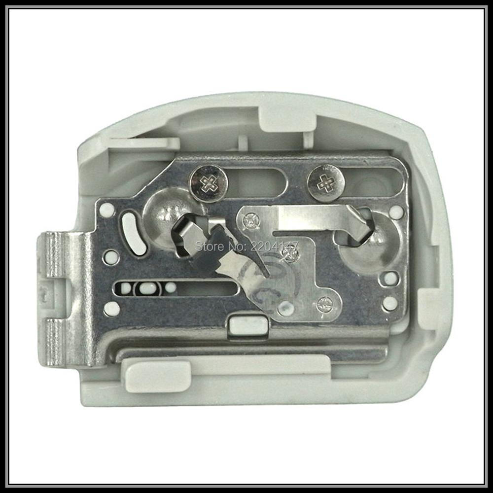 Camera battery door cover for olympus fe 210 fe 170 x 775 silver.