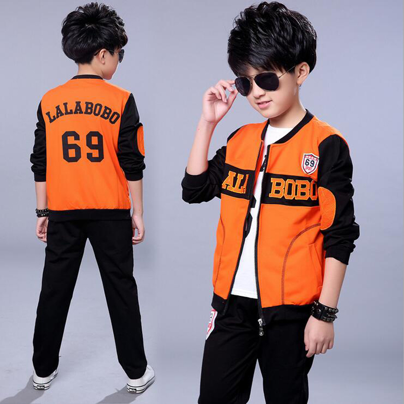 6 15 year old boys girls tracksuits cotton shirt pants t for T shirts for 15 year olds