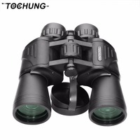TOCHUNG binoculars 10x50 military binoculars professional optical telescope wide angle binoculars for hunting selling
