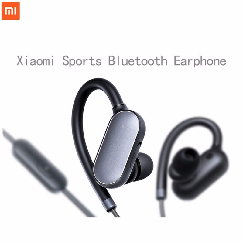 Original Xiaomi sports Bluetooth Earphone Wireless earpods Hybrid headsets for iPhone 7 xiaomi Bluetooth Earbud Mic Auriculares (1)