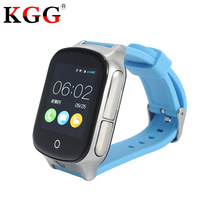 3G Smart Watch for Kids People Elderly GPS WIFI SOS LBS A19 GPS Watch Camera Locate Finder emergency call 3G child smartwatch(China)