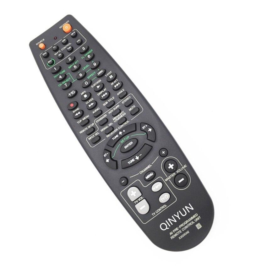 XXD3042 For Pioneer AV PRE-PROGRAMMED With TV/DVD/VCR/CD-R/RCV/CD/TUN/TVC Remote Control rcv b16572