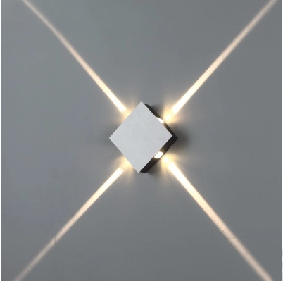 Great 4 Narrow Beam Indoor Wall Effect Light,LED Architectural Facade Lighting 4  Emission LED Wall