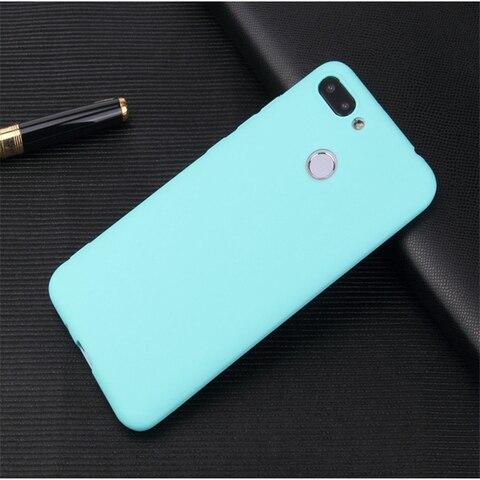 For Xiaomi Mi 8 Lite Cases Ksiomi Xiomi Mi8 Lite Cover Back Silicone Soft Ultra Thin Matte Xaomi Mi8 Lite case Karachi