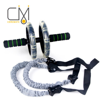 COREMATE AB Roller Fitness Gym Exercise Equipment Abdominal Musculation