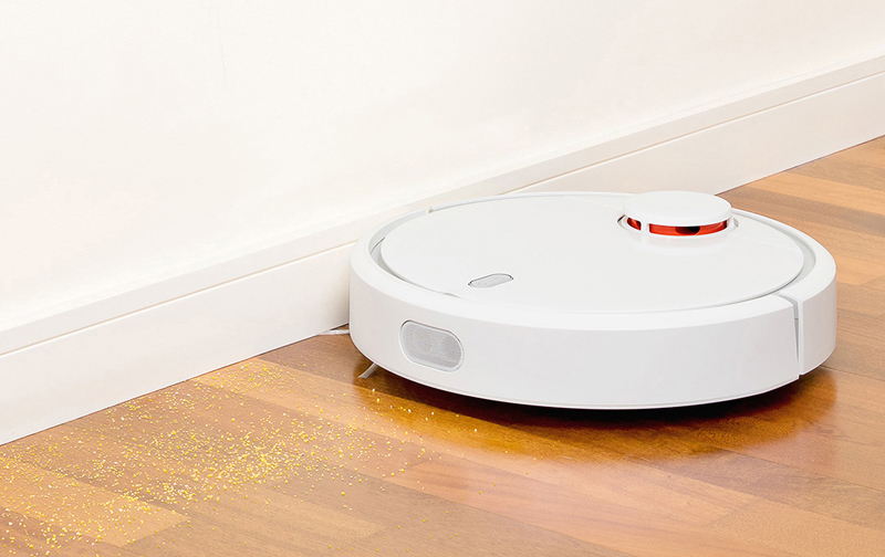 Original XiaoMi MI Robot Vacuum Cleaner for Home Automatic Sweeping Smart Planned WIFI APP Control 5200mAH Dust Sterili Cleaning vbot sweeping robot cleaner home fully automatic vacuum cleaner special offer clean robot mopping machine