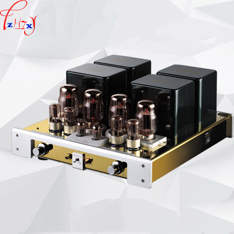 MC-100B vacuum tube audio power amplifier tube power amplifier bile fever hiFi bile machine high power amplifier 110/220V 1PCMC-100B vacuum tube audio power amplifier tube power amplifier bile fever hiFi bile machine high power amplifier 110/220V 1PC
