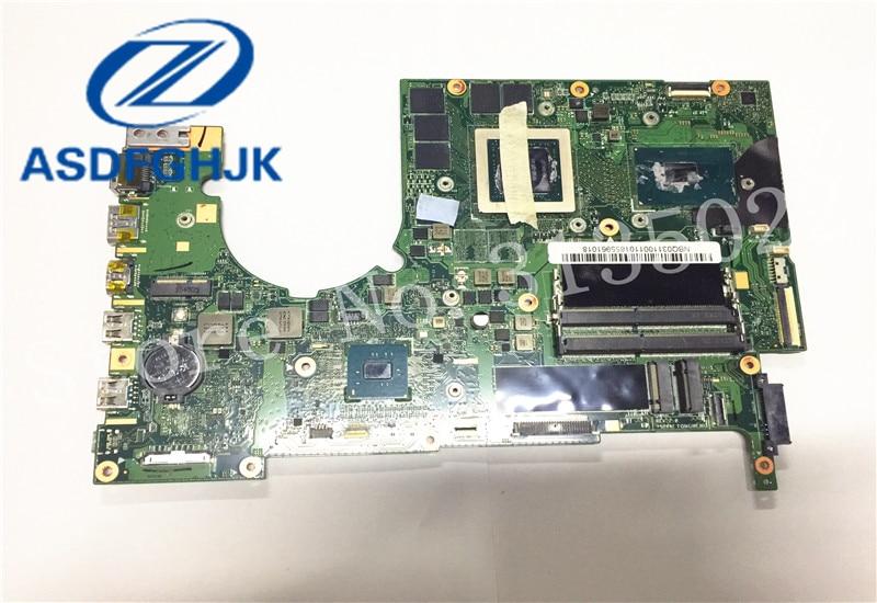 Laptop motherboard for font b acer b font predator 15 g9 591 P5NCN P7NCN motherboard I7