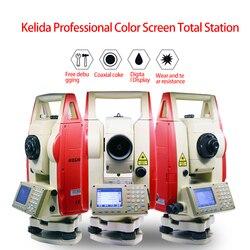 Nuevo Kolida KTS-462R6L pantalla a color sin reflector estación total 600 metros