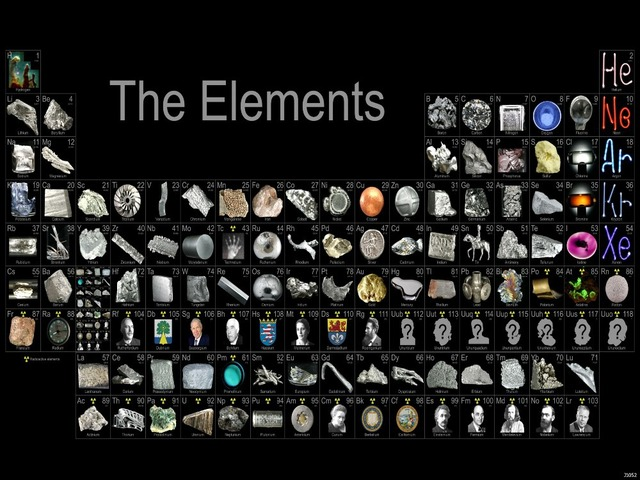 Periodic table of the elements realistic education poster 50x75cm periodic table of the elements realistic education poster 50x75cm free shipping wall sticker urtaz Image collections