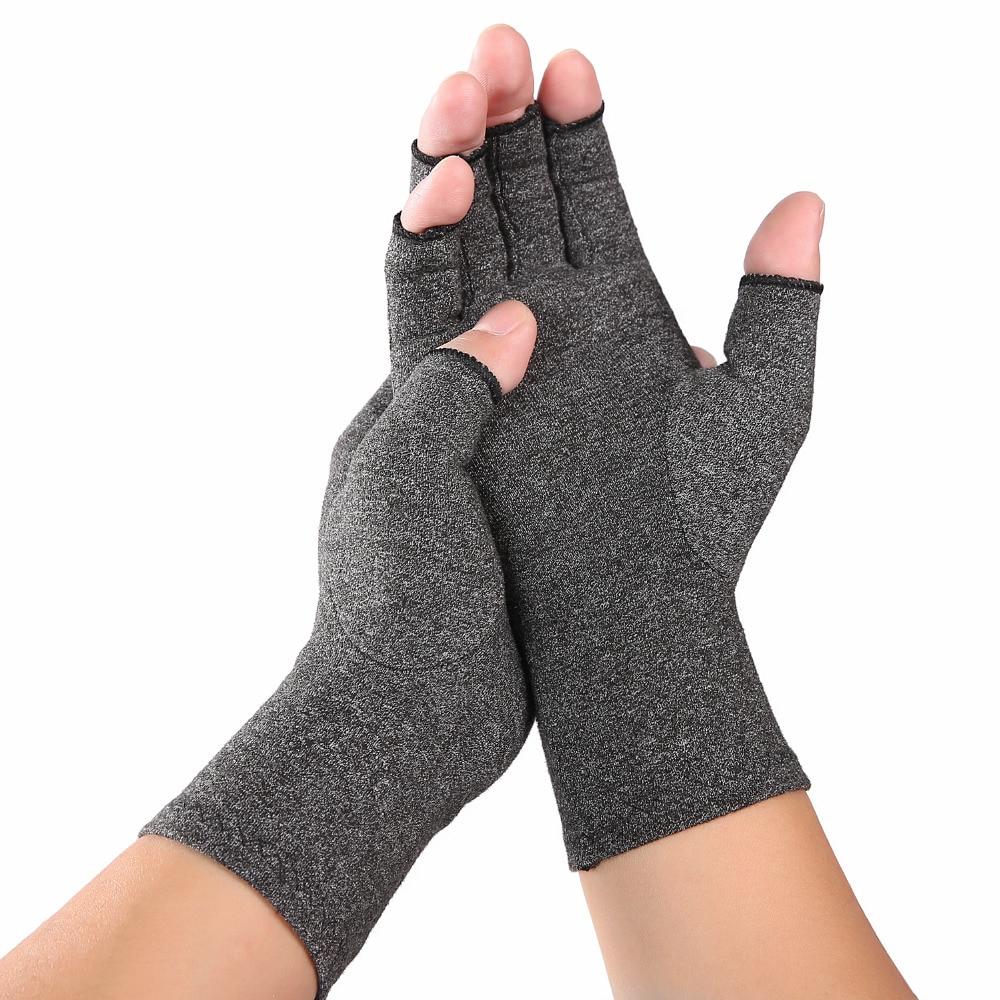 Arthritis Running Gloves Sport Handschoenen Pain Relief Outdoor Sports Running Gloves Women Ciclismo Bodybuilding Fitness Glove