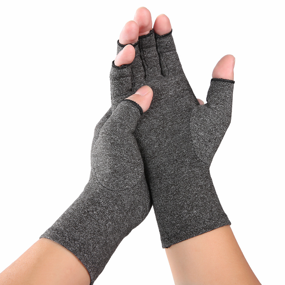 Arthritis Running Gloves Sport Handschoenen Pain Relief Outdoor Sports Running Gloves Women Ciclismo Bodybuilding Fitness Glove