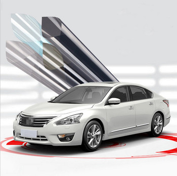 SUNICE 100%UV PET material 5% VLT solar sun control car tinted window protection film Black Color 1.52m x 5m