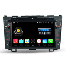 HD Quad Core 2GB/16GB 1024X600 Android 5.1.1 Car DVD Player For Honda CRV CR-V 2006-2011 3G WiFi GPS Navigation Stereo Video