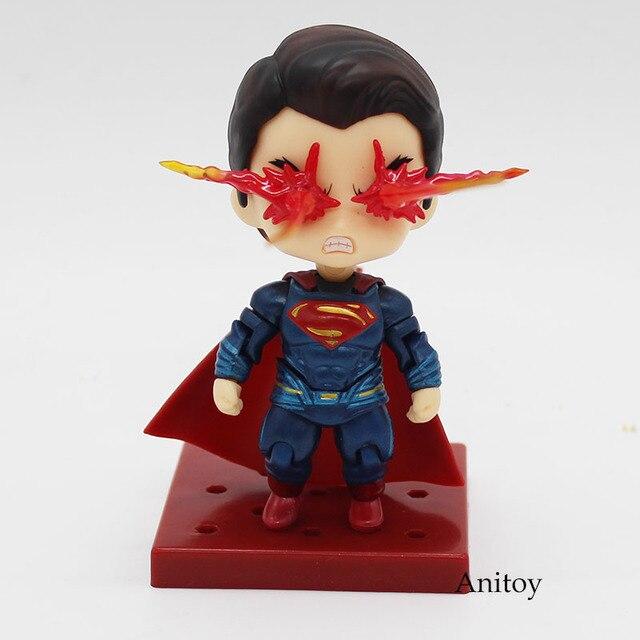 Nendoroid 643# Batman V Superman Justice League PVC Figurine Jouet 10cm