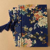 Cute Chinese Style Notebooks Vintage Flowers Notepad Journal Diary Planner Gift Stationery Office School Supplies Escolar