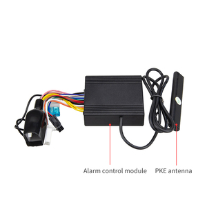 Image 5 - EASYGUARD إنذار دراجة نارية مع نظام تحديد المواقع العالمي (GPS) ، إدخال سلبي بدون مفتاح ، محرك ، بدء تشغيل ، تحكم في التطبيق