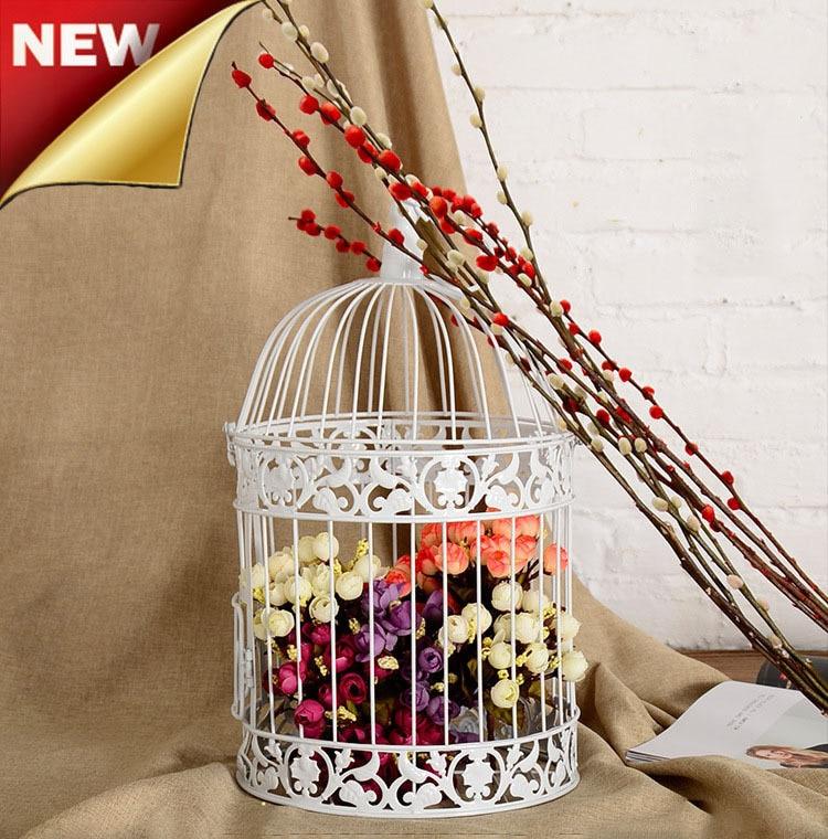 Pleasant Bird Home Decor Repurposed Cages In