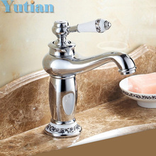 Freies verschiffen Neue Chrom Bad Waschbecken Wasserhahn Küchenarmatur Einhebelmischer Wc Messing banheiro torneira Wasser Mixer
