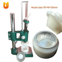 table type manual egg tart moulding machine|Waffle Makers|Home Appliances -