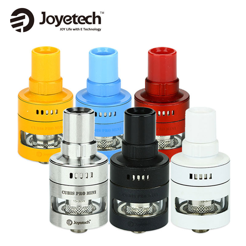 Joyetech CUBIS Pro Mini Atomizer Electronic Cigarette 2ml Tank Capacity for Joyetech eVic Basic Box Mod