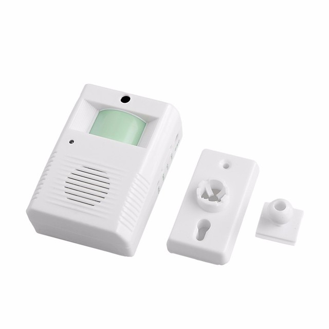 New Shop Store Chime Motion Sensor Wireless Alarm Entry Door Bell