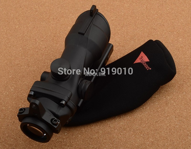 PROTECTIVE COVER fit Trijicon acog style 4X32 Rifle scope cover RBO M9382