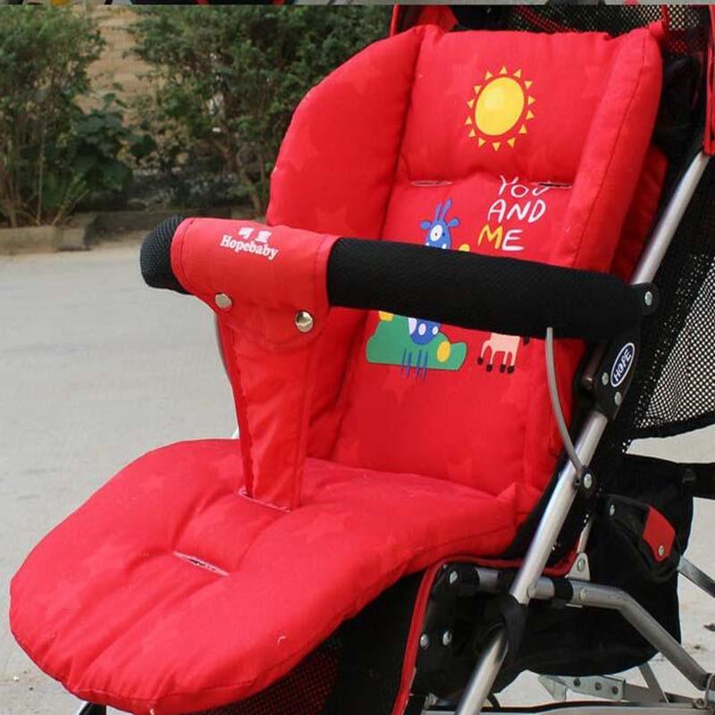 Cochecito de Bebé de Dibujos Animados Asiento Térmico Espesar - Actividad y equipamiento para niños - foto 2