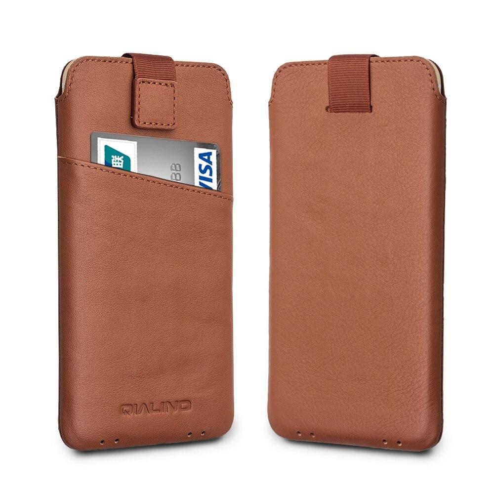 """Цена за Qialino для iPhone 7 Чехол 4.7 дюймов Новый чехол для iPhone 7 Plus 5.5 """"кожаный бумажник с карты Роскошный чехол"""
