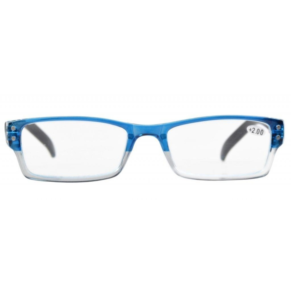 55e8cd8df5a2 R012 Eyekepper Spring Hinges Reading Glasses Men Women With Case  +1.0 1.25 1.5 1.75 2.0 2.25 2.5 2.75 3.0 3.5 4.0-in Reading Glasses from  Apparel ...