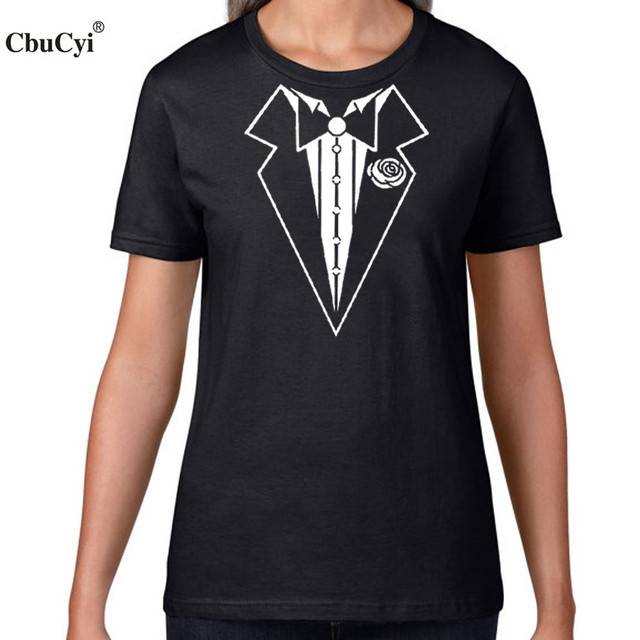newest cheap aesthetic appearance US $6.7 39% OFF|Tuxedo T Shirt Funny Wedding Bachelor Party Retro Humor Gag  Gift Halloween Costume Tee Shirt Tshirt Womens Big Size S 2XL-in T-Shirts  ...