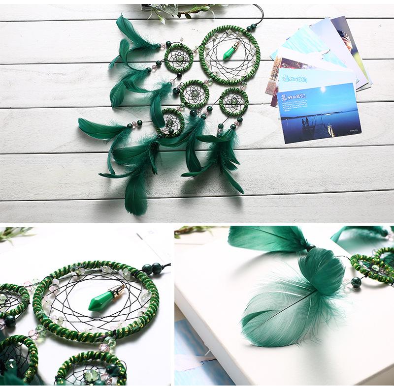 Attrape Rêve Vert 13