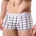 Fashion men boxer shorts print underwear modal shorts for men 4 colors