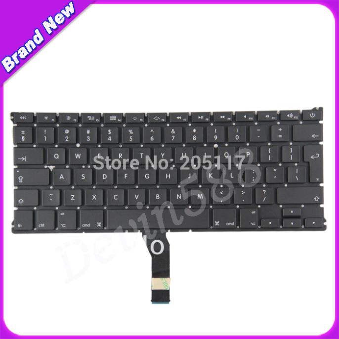 NEW UK Keyboard for MacBook Air 13 A1369 2011 new topcase with tr turkish turkey keyboard for macbook air 11 6 a1465 2013 2015 years