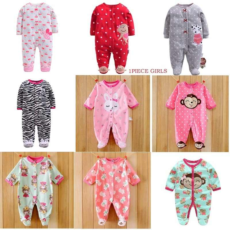 c996dcefa022 Detail Feedback Questions about Baby Rompers Winter Warm Fleece ...
