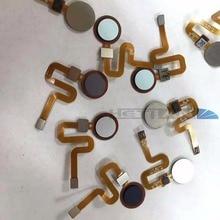 Original Back Home Button Fingerprint Sensor Accessories Flex For HTC Desire 10