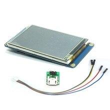 Английская Версия Nextion 3.2 «TFT 400X240 Сенсорный Экран TFT HMI ЖК-Дисплей Модуль С Сенсорной Панелью для arduino raspberry pi
