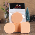 2pcs Soft Miracle Complexion Sponge Puff Pro Fundation Makeup Sponge Blender Foundation Puff Flawless Powder Smooth