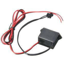 В 12 в драйвер контроллер для 1-10 м Светодиодные полосы света El Wire Light Glow гибкий неоновый Декор вечерние украшения для