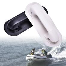 Kayak Handle TPR Inflatable Fishing Boat Handle Drifting Kayaking Handle Rubber Kayak Accessories Rubber Boat Handles Dorpship