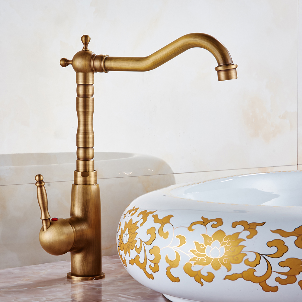 retro kitchen faucet aliexpress com buy basin faucets antique high arch classic kitchen mixer basin mixer vintage 8236