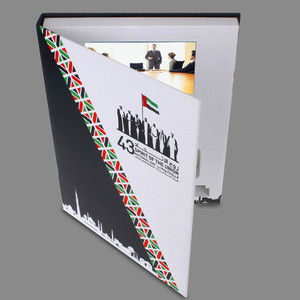 Image 4 - custom made hardcover 7inch Screen Brochure Universal Video Greeting Cards Fashion Design Video Advertising Cards