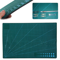 1pc PVC Green A3 Cutting Mat Eco Friendly Double-sided Self Healing Cutting Plate Pad DIY Fabric Patchwork Tools 45*30cm Mayitr