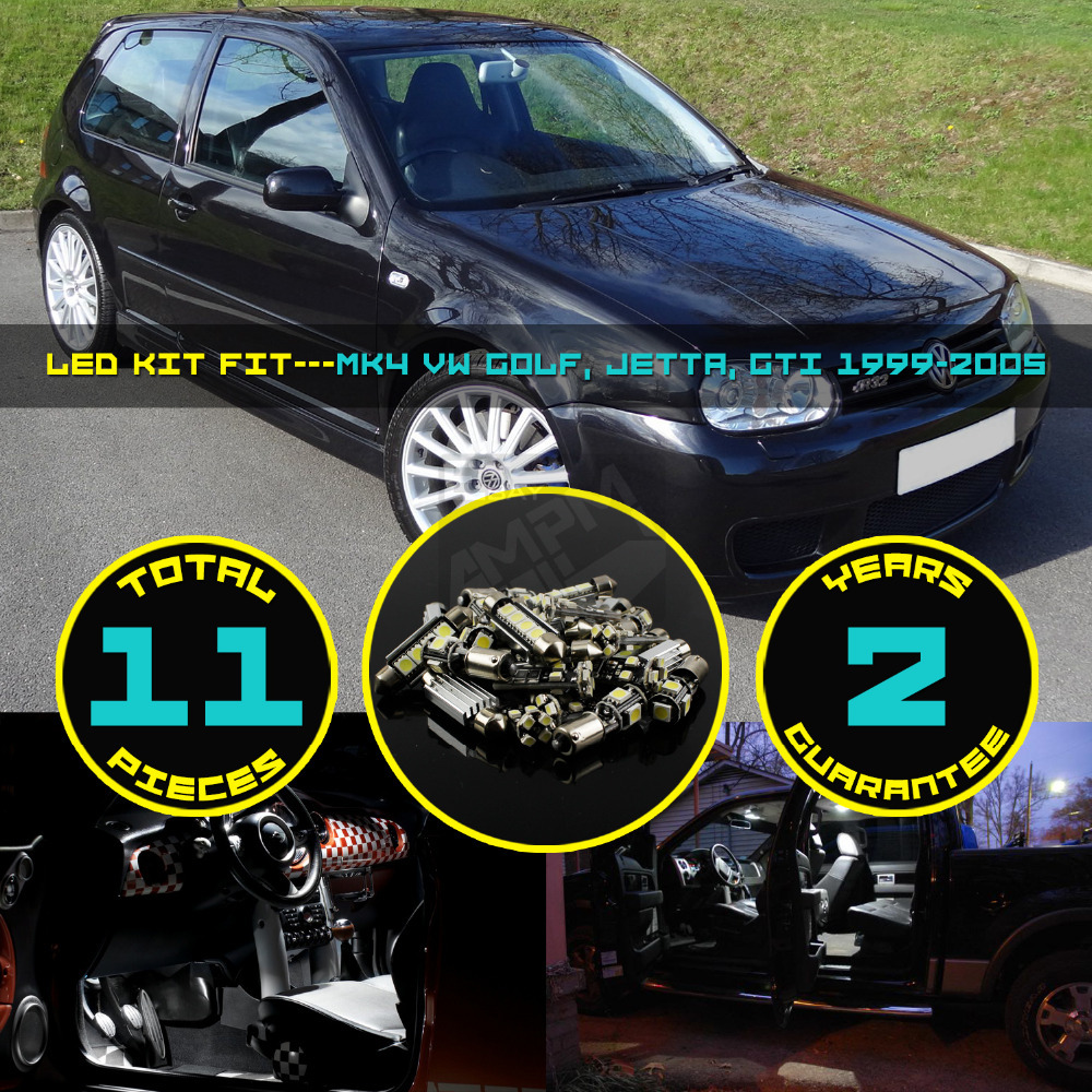 11x canbus dome map trunk license plate light white blue car led interior package kit fit for. Black Bedroom Furniture Sets. Home Design Ideas
