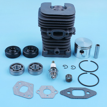 41mm Cylinder Piston Crank Bearing Oil Seal Gasket Kit For MCCULLOCH MAC CAT 335 338 435 438 440 444 Chainsaw Replacement Part